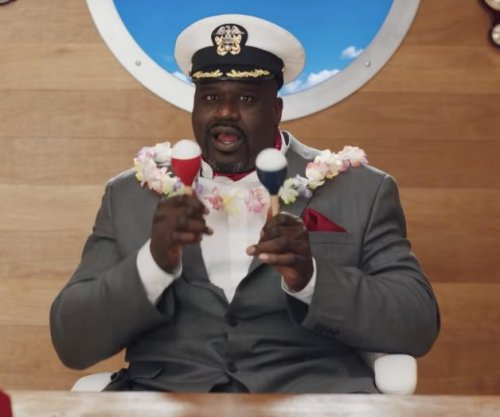 Chief fun officer Shaquille O'Neal stars in cruise safety video