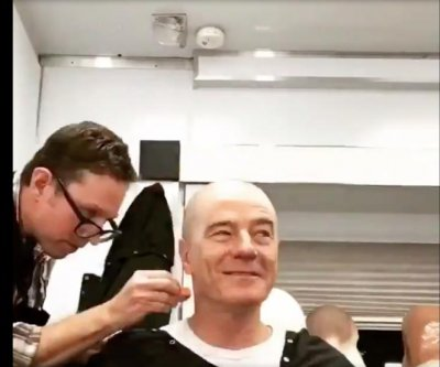 Bryan Cranston transforms into Walter White in new video