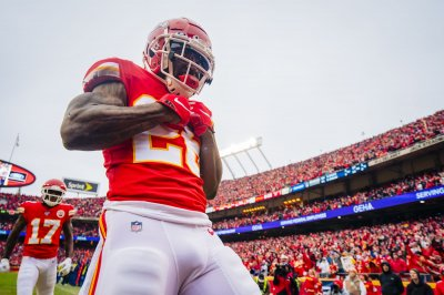 Kansas City Chiefs RB Damien Williams robbed at rental home in Los Angeles