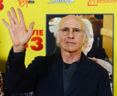 Larry David is richest funny man in the U.S.