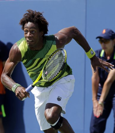 Monfils bests Nieminen for Stockholm crown