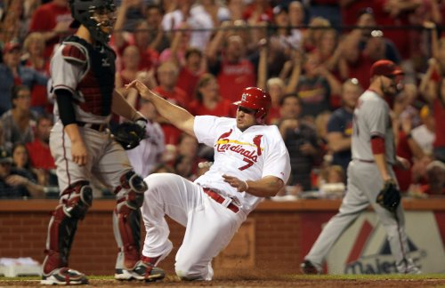 St. Louis Cardinals defeat Arizona Diamondbacks 4-2