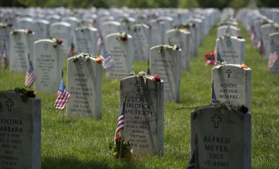 Arlington National Cemetery suicide victim identified as retired Air Force colonel