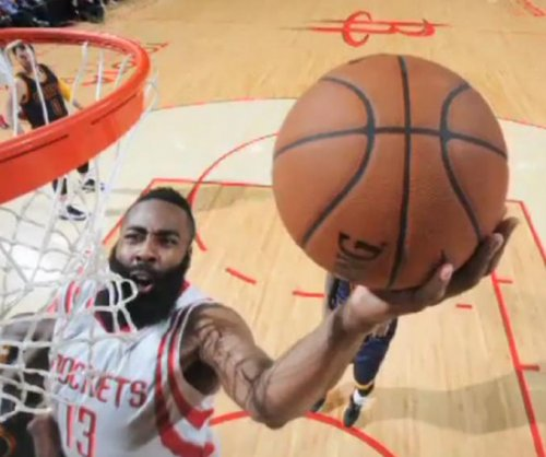 Houston Rockets clip Cleveland Cavaliers in OT