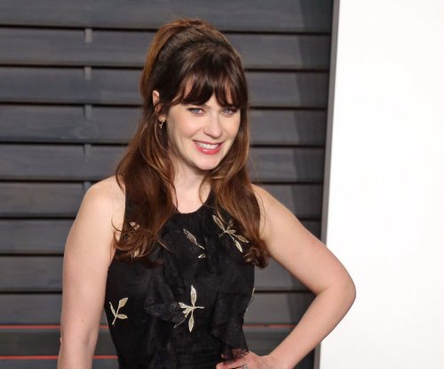 Zooey Deschanel recounts bonfire during Prince episode of 'New Girl'
