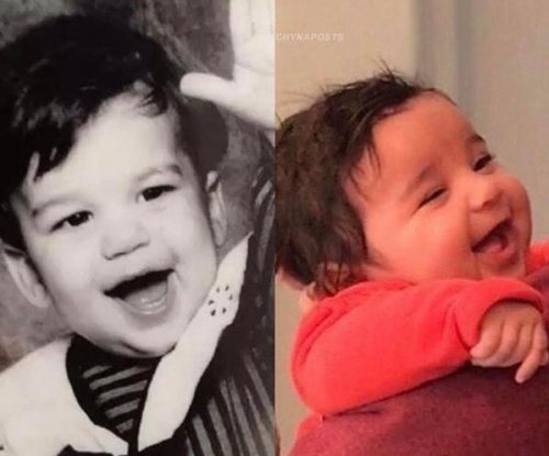 Rob Kardashian shares post with look-alike daughter Dream