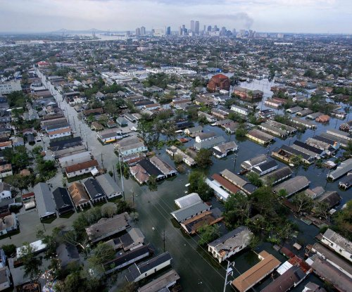 Urban flooding on the rise, as countryside dries up