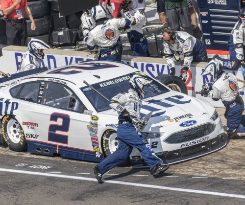 2017 Alabama 500 results: Brad Keselowski edges Ryan Newman to win at Talladega