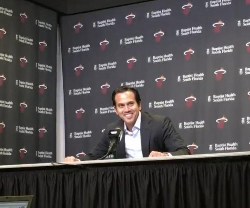 Erik Spoelstra: Miami Heat coach, wife expecting baby boy