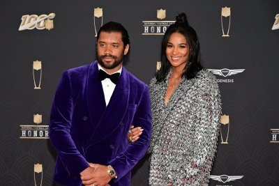 Russell Wilson and Ciara announce birth of son Win Harrison