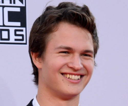 Ansel Elgort denies he is gay on Twitter