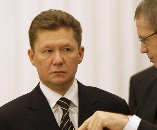 Putin again employs natural gas as diplomatic weapon