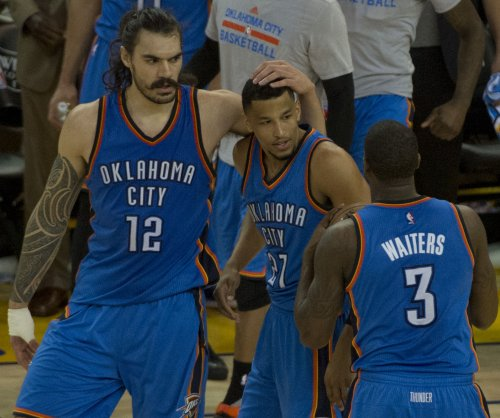 Oklahoma City Thunder C Steven Adams apologizes for comments