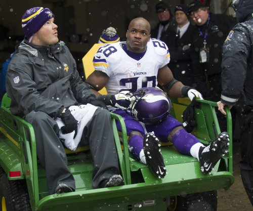Adrian Peterson injury update: Minnesota Vikings place RB on IR