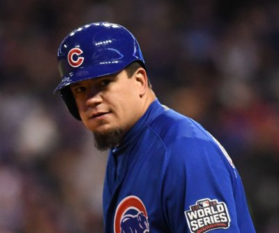 Chicago Cubs' Kyle Schwarber will not be in lineup for Game 3