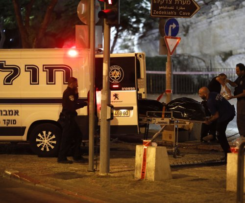 Police officer stabbed to death during attack in Jerusalem