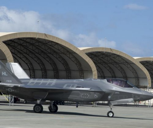 U.S. Air Force deploying a dozen F-35s to Japan