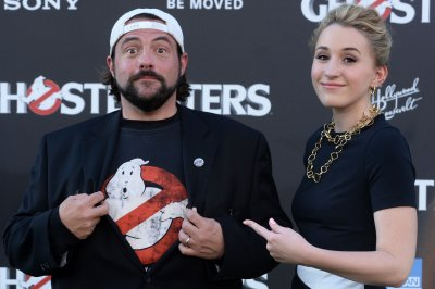 Kevin Smith gives update from hospital, thanks Chris Pratt