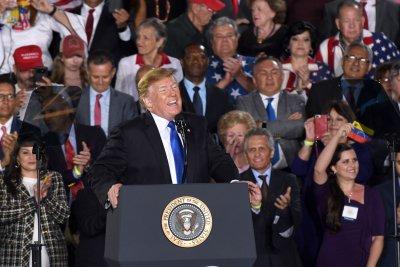 Trump lays 'socialist' trap for Democrats running against him