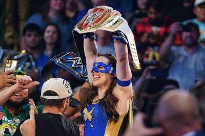 WWE 'Raw': Nikki A.S.H. cashes in, Goldberg confronts Bobby Lashley