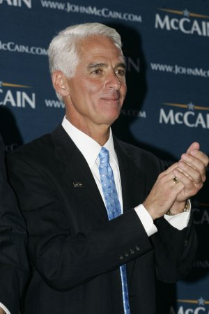 Florida Gov. Crist may run for Senate