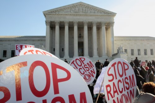 Under the U.S. Supreme Court: Affirmative action living on the edge