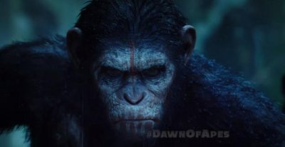 'Dawn of the Planet of the Apes' unveils new trailer