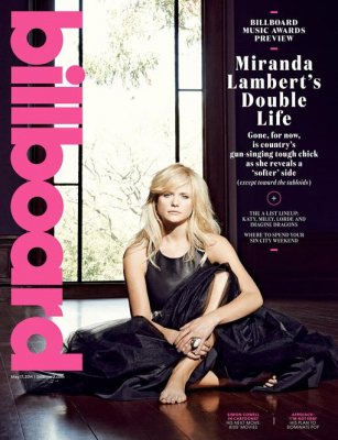 Miranda Lambert riffs on Blake Shelton rumors: 'We've been divorced four times'