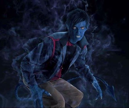 Kodi Smit-McPhee stars as Nightcrawler in new 'X-Men' photos