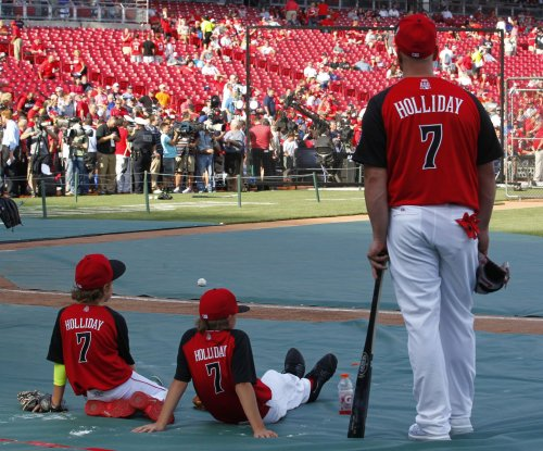 St. Louis Cardinals activate Matt Holliday from DL