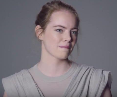 'Saturday Night Live' holds 'Star Wars' auditions featuring Emma Stone, Jon Hamm