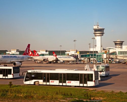 Explosions, gunfire reported at Istanbul's Ataturk airport