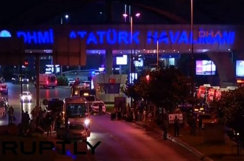 Dozens killed in Istanbul terror attack; FAA suspends all U.S. flights to, from Atatürk airport