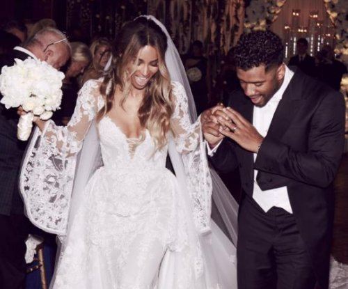 Ciara, Russell Wilson officially husband and wife