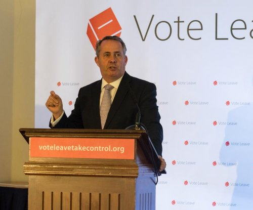 British Trade Secretary Liam Fox: U.K. businesses 'lazy and fat'