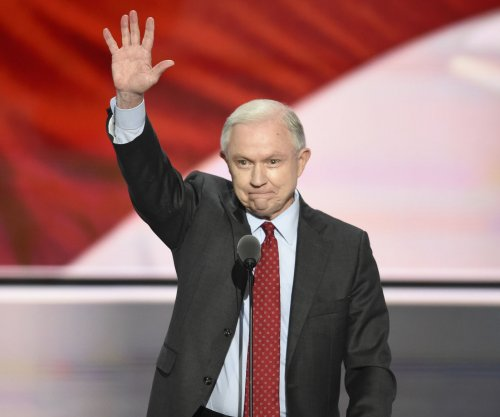 Donald Trump picks Alabama Sen. Jeff Sessions as next attorney general