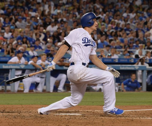 Chase Utley reaches milestone in Los Angeles Dodgers' win