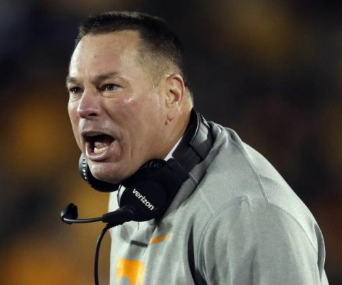 Tennessee Vols fire Butch Jones in fifth season after blowout loss to Missouri Tigers
