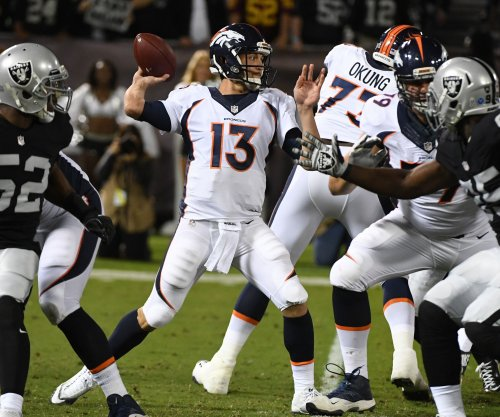 Denver Broncos trade QB Trevor Siemian to Minnesota Vikings