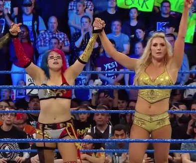 WWE Smackdown: AJ Styles promises victory, Asuka, Flair team up