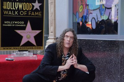 Weird Al Yankovic asks fans not to destroy his Walk of Fame star