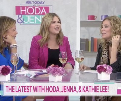 Kathie Lee Gifford discusses dating during 'Today' visit