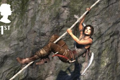 Royal Mail announces video game stamp collection with 'Tomb Raider'