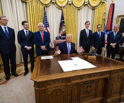 Trump brokers historic deal to normalize ties between Israel, UAE