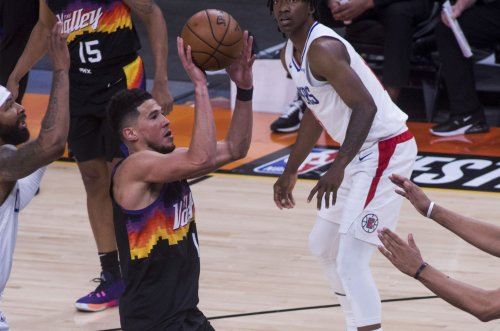 Devin Booker, Suns top Clippers in Western Conference Finals opener