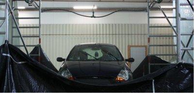 Project tests car wiper systems to provide data on rainfall intensity