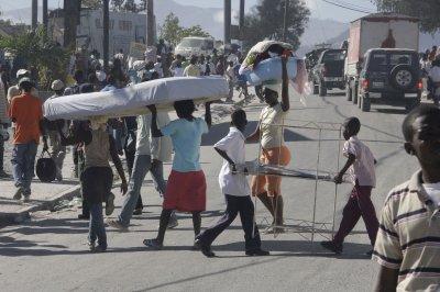 Canada sending more troops to Haiti