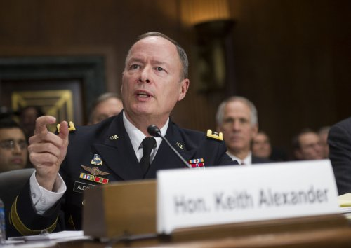 NSA director: Ending phone collection program a risk
