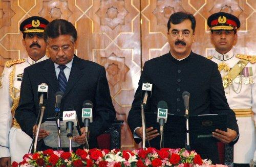 Former Pakistani President Musharraf pleads not guilty of high treason