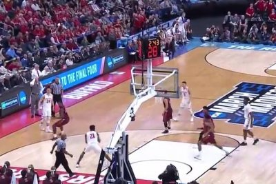 Wisconsin dumps Virginia Tech, earns matchup with Villanova